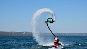 Flyboard / Hoverboard-Martigues-Session Flyboard sur l'Etang de Berre, près de Martigues-5