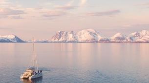 Sailing-Tromsø-Arctic fjord sailing excursion in Tromsø-1