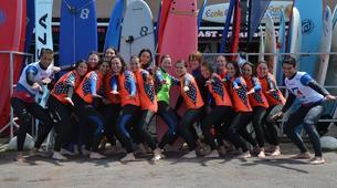 Surf-St Jean de Luz-Cours de Surf à Saint-Jean-de-Luz-5