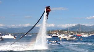 Flyboard / Hoverboard-Ajaccio-Session Flyboard, Hoverboard ou Jetpack dans le Golfe d'Ajaccio-6