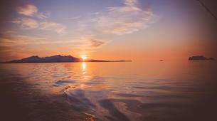 Sailing-Tromsø-Midnight Sun sailing in Tromsø-1