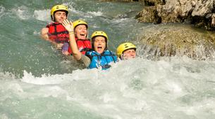 Canyoning-Gorges du Verdon-Randonnée aquatique dans les Gorges du Verdon-4
