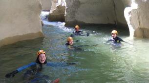 Canyoning-Gorges du Verdon-Randonnée aquatique dans les Gorges du Verdon-1