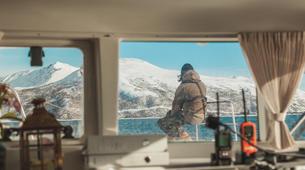 Sailing-Tromsø-Arctic fjord sailing excursion in Tromsø-3