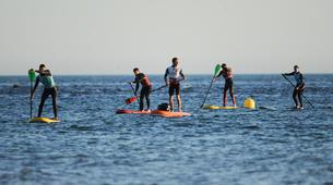 Stand up Paddle-Bretignolles-sur-Mer-Balade Stand Up Paddle à La Sauzaie, Brétignolles-Sur-Mer-4