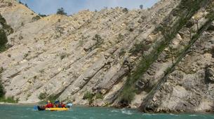 Canoë-kayak-Gorges du Verdon-Descente en canoë-kayak dans les Gorges du Verdon-6
