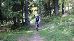VTT-Chamonix Mont-Blanc-Randonnée VTT à Chamonix-3