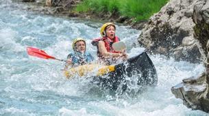Canoë-kayak-Gorges du Verdon-Descente en canoë-kayak dans les Gorges du Verdon-3