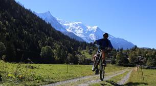 VTT-Chamonix Mont-Blanc-Randonnée VTT à Chamonix-1
