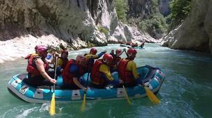 Rafting-Vasilitsa-Rafting on Voidomatis River, Vikos–Aoös National Park-4