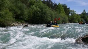 Canoë-kayak-Gorges du Verdon-Descente en canoë-kayak dans les Gorges du Verdon-2