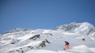 Backcountry snowboarding-Chamonix Mont-Blanc-Backcountry snowboarding in Chamonix-1