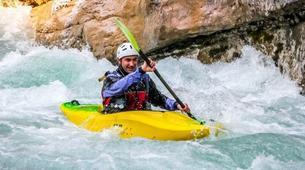 Canoë-kayak-Gorges du Verdon-Descente en canoë-kayak dans les Gorges du Verdon-4