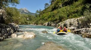 Rafting-Gorges du Verdon-Descente en Rafting dans les Gorges du Verdon-4