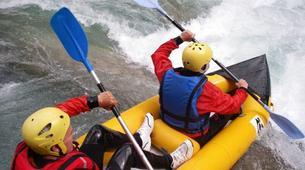 Rafting-Gorges du Verdon-Descente en canoë-kayak dans les Gorges du Verdon-2