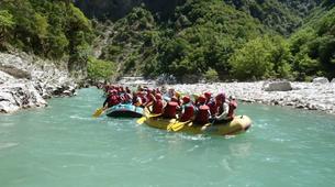 Rafting-Vasilitsa-Rafting on Voidomatis River, Vikos–Aoös National Park-1