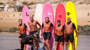 Surf-Seignosse-Cours et Stages de Surf à Seignosse-9