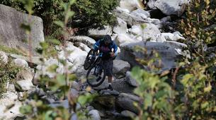 VTT-Chamonix Mont-Blanc-Randonnée VTT à Chamonix-4