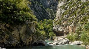 Rafting-Gorges du Verdon-Descente en Rafting dans les Gorges du Verdon-2