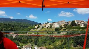 Saut à l'élastique-Ardèche-Saut à l'élastique du Viaduc de Banne (37m) en Ardèche-4