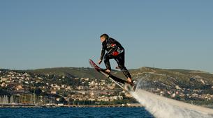 Flyboard / Hoverboard-Santorini-Hoverboarding session in Santorini-1