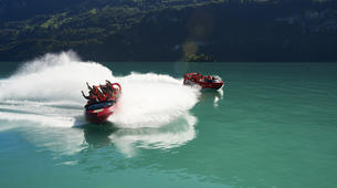 Jet Boating-Interlaken-Jet boating in Interlaken, Switzerland-1