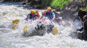 Rafting-Gorges du Verdon-Descente en Rafting dans les Gorges du Verdon-6