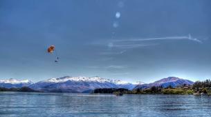 Parasailing-Wanaka-Parasailing flight over Lake Wanaka, New Zealand-6