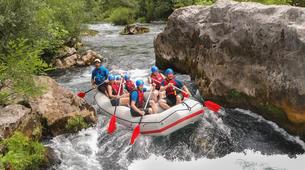 Rafting-Omiš-Descente en Rafting sur la Rivière Cetina et Spéléologie à Omis-6