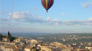 Montgolfière-Aix-en-Provence-Vol en Montgolfière à Forcalquier-3