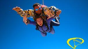 Fallschirmspringen-Swakopmund-Tandem skydive in Swakopmund, Namibia-1
