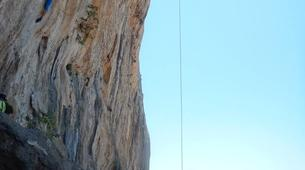 Rock climbing-Kalymnos-Introduction course to rock climbing in Kalymnos-3