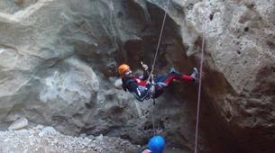 Canyoning-Gorgo de la Escalera-Canyoning au Gorgo de la Escalera près de Valence-8