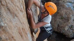 Rock climbing-Kalymnos-Introduction course to rock climbing in Kalymnos-4