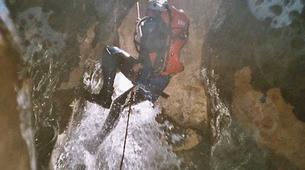 Canyoning-Bagnères-de-Luchon-Canyon du Cau et Coeur près de Bagnères-de-Luchon-1