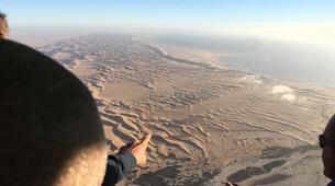 Fallschirmspringen-Swakopmund-Tandem skydive in Swakopmund, Namibia-5