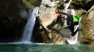 Canyoning-Heraklion-Canyoning in the Portela Gorge, Viannos in Southern Crete-3