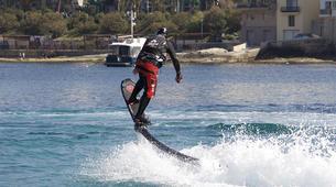 Flyboard / Hoverboard-Malte-Hoverboarding session in Birkirkara, Malta-1