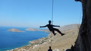 Rock climbing-Kalymnos-Introduction course to rock climbing in Kalymnos-1