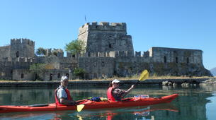 Sea Kayaking-Nafplio-Sea kayak excursions in Nafplio-1