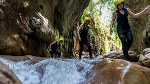 Canyoning-Kalamata-River Trekking in Neda, Kalamata-1