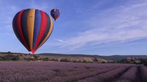 Montgolfière-Aix-en-Provence-Vol en Montgolfière à Forcalquier-1