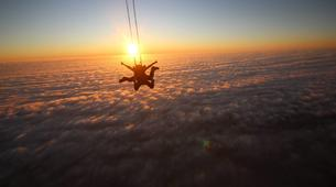 Fallschirmspringen-Swakopmund-Tandem skydive in Swakopmund, Namibia-3