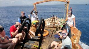 Snorkeling-Zanzibar-Island Escape snorkelling trip from Matemwe, Zanzibar-2