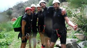 Canyoning-Heraklion-Canyoning in the Portela Gorge, Viannos in Southern Crete-1