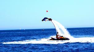 Flyboard/Hoverboard-Puerto del Carmen, Lanzarote-Sessions de Flyboard à Puerto del Carmen, Lanzarote-5
