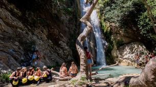 Canyoning-Kalamata-River Trekking in Neda, Kalamata-5