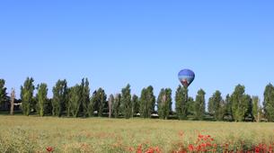 Montgolfière-Aix-en-Provence-Vol en Montgolfière à Forcalquier-2