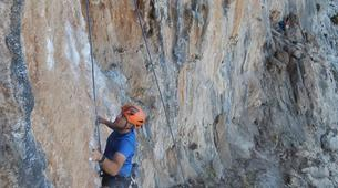 Rock climbing-Kalymnos-Introduction course to rock climbing in Kalymnos-2