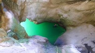 Canyoning-Heraklion-Canyoning in the Portela Gorge, Viannos in Southern Crete-4